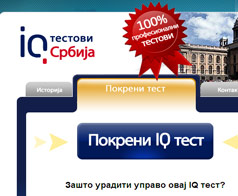 Online IQ test