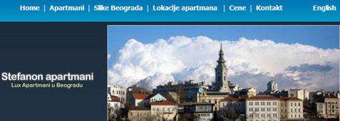 Stefanon Apartmani u Beogradu