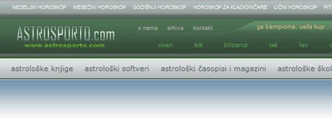 Astrosporto Horoskop 2010