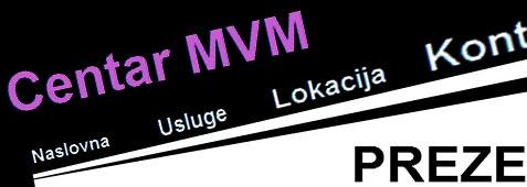 Centar MVM