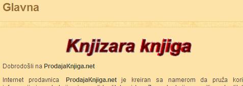ProdajaKnjiga.net