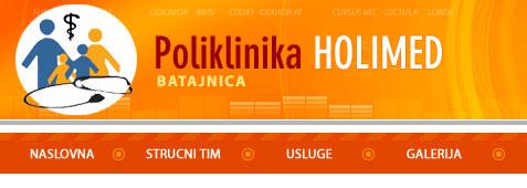 Poliklinika HOLIMED, Batajnica