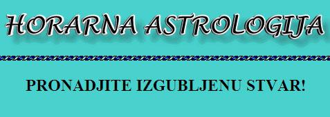 Horarna astrologija – pronadjite izgubljenu stvar!