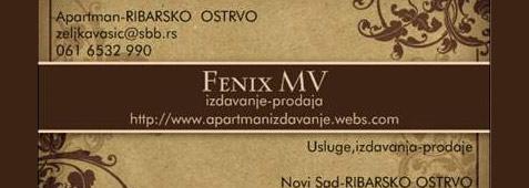 Apartman na Dunavu Novi Sad