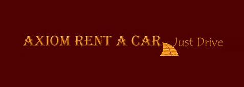 Axiom rent a car