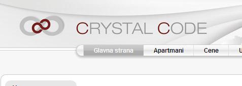 Crystal Code apartmani u Beogradu