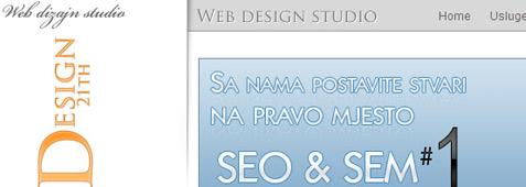 Web Dizajn Studio Design21th