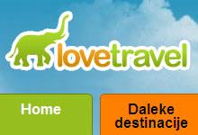 Lovetravel – putovanja, destinacije, putopisi