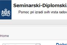 Seminarski-diplomski
